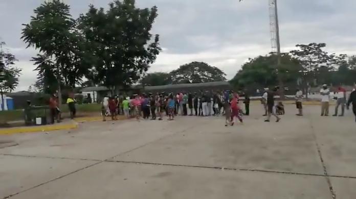 enviado especial de la ONU para conflicto en ApureRetornados en Apure denuncian irregularidades en el refugio El Amparo
