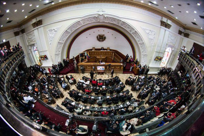 Asamblea Nacional, país