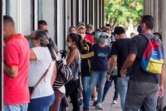 covid-19 Venezuela casos
