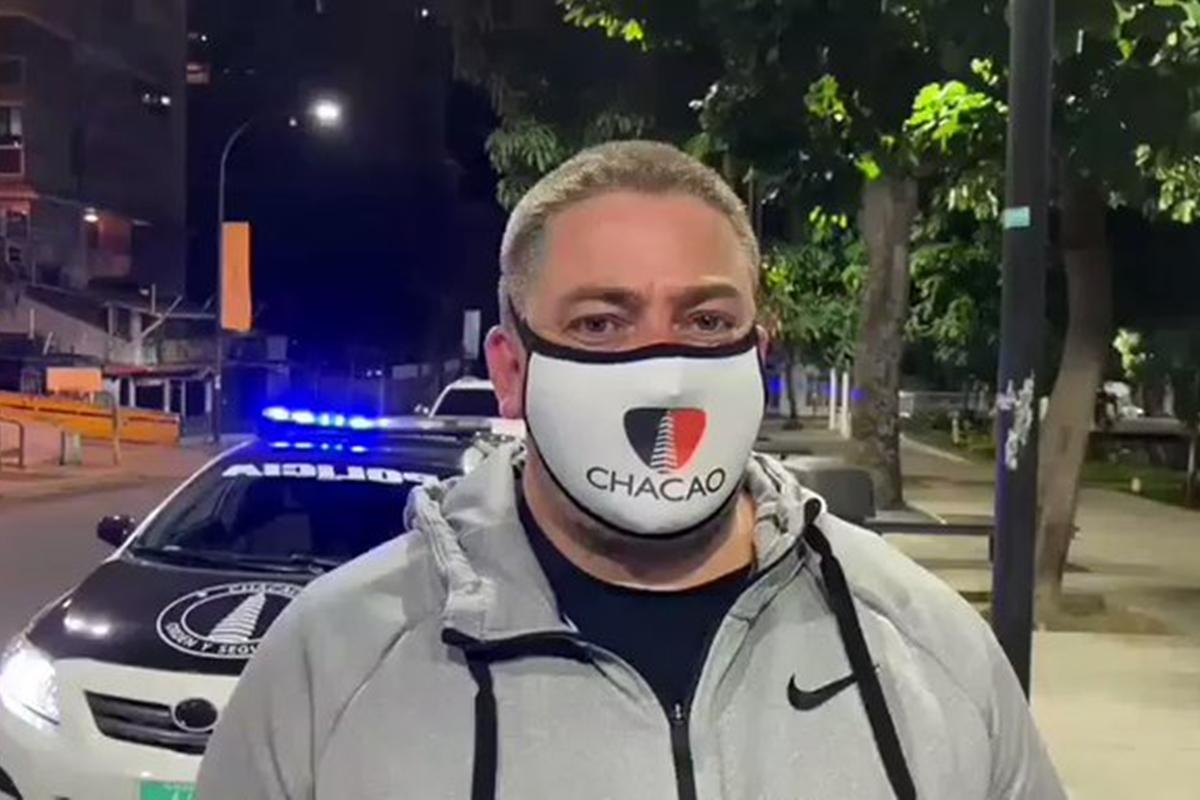 Gustavo Duque reportó posible caso de covid-19 en panadería de Altamira