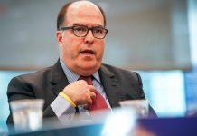 Borges alertará en la Asamblea General de la OEA sobre el peligro que representa Maduro en el poder