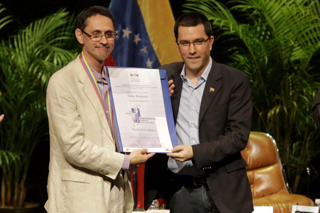 Gallegos Novela-Rómulo-Finalistas