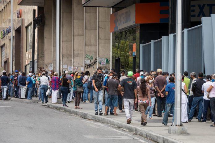 Bancos sector bancario Venezuela julio bancos en la semana de flexibilización agencias bancarias flexibilización general prestaran