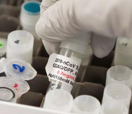 La farmacéutica china Sinopharm inició la fase III de ensayos para vacuna contra el covid-19