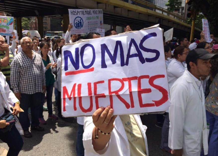 80 trabajadores de la salud han muerto a consecuencia del coronavirus en Venezuela