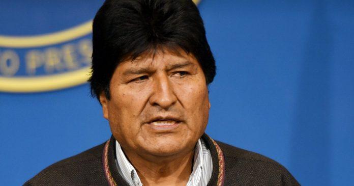 Evo Morales a