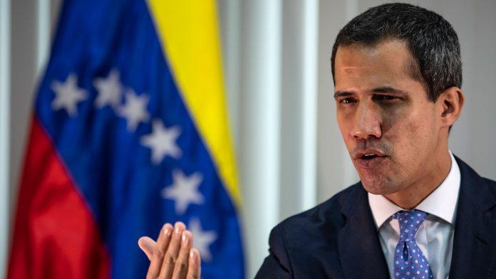 gobierno de Guaidó- Trump