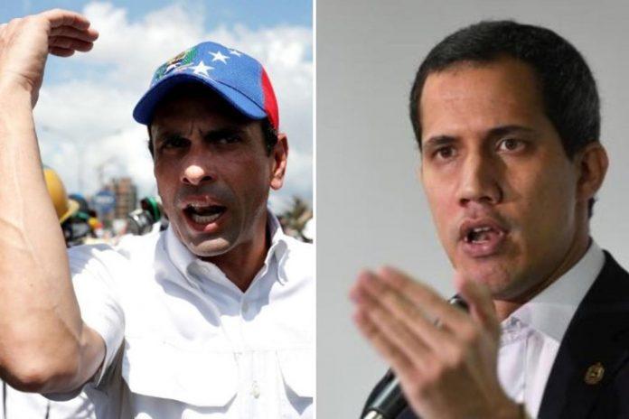 Capriles Guaidó
