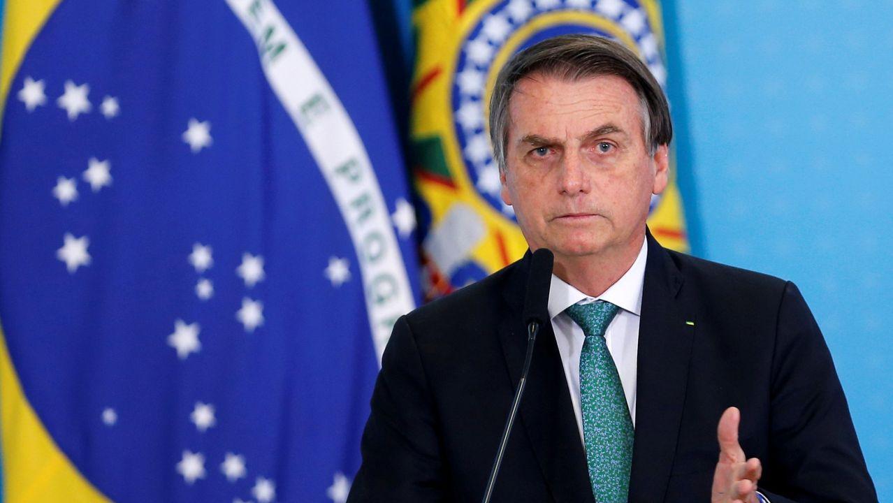 Jair Bolsonaro y otra dura crítica a la Argentina