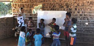 Niños indígenas en riesgo de muerte y desnutrición, según un informe