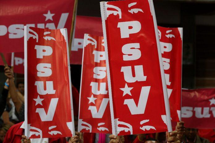 elección, PSUV