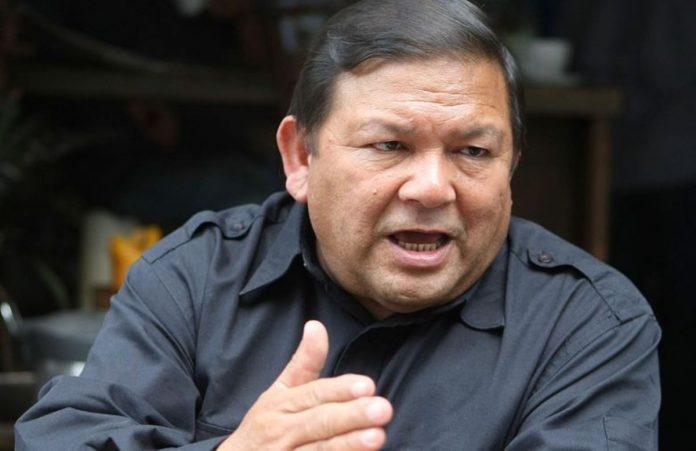 Andrés Velásquez, Venezuela