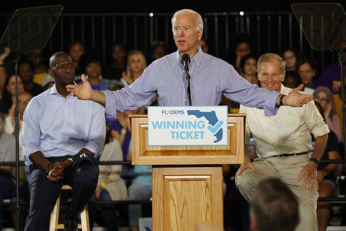 El exalcalde de Nueva York entregará 4 millones de dólares para la campaña de Biden en Florida