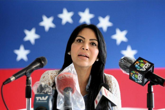 CPI oposición Delsa Solórzano se reunió con la Unión Interparlamentaria