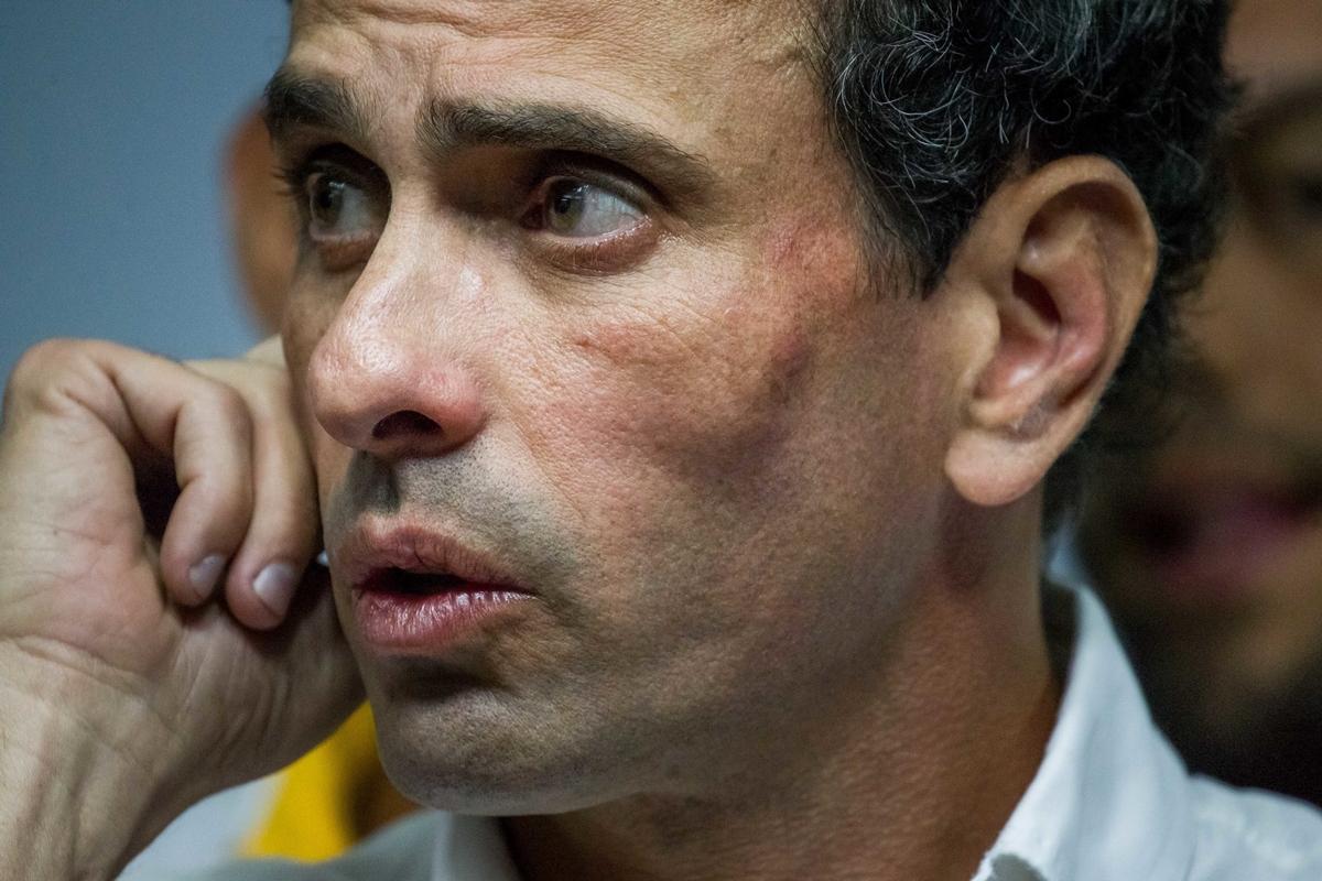 Henrique Capriles Radonski-parlamentarias