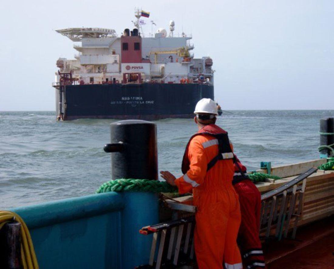 Alarma en el Golfo de Paria: se hunde el tanquero Nabarima con millones de  barriles de petróleo