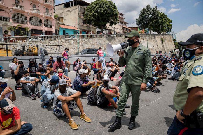 La crisis y la pandemia galopan de la mano en Venezuela