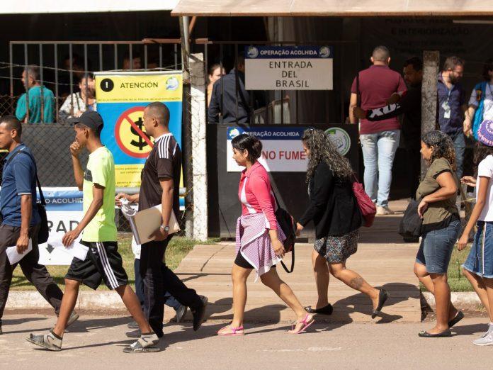 Brasil planea acabar con apoyo a migrantes venezolanos-Venezolanos en