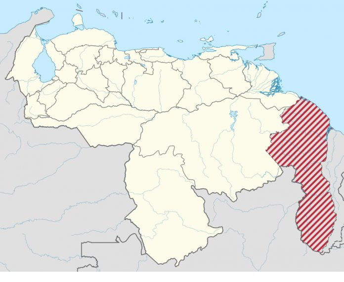 Covri, Guayana Esequiba
