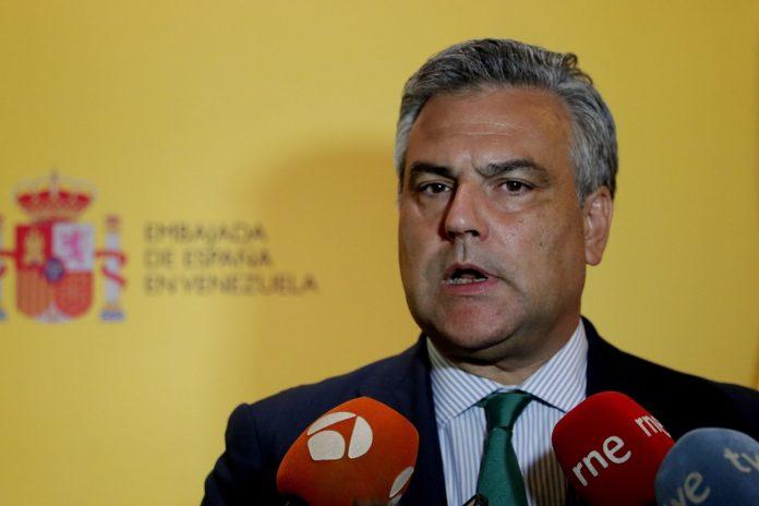 Jesús silva embajador de España en Venezuela
