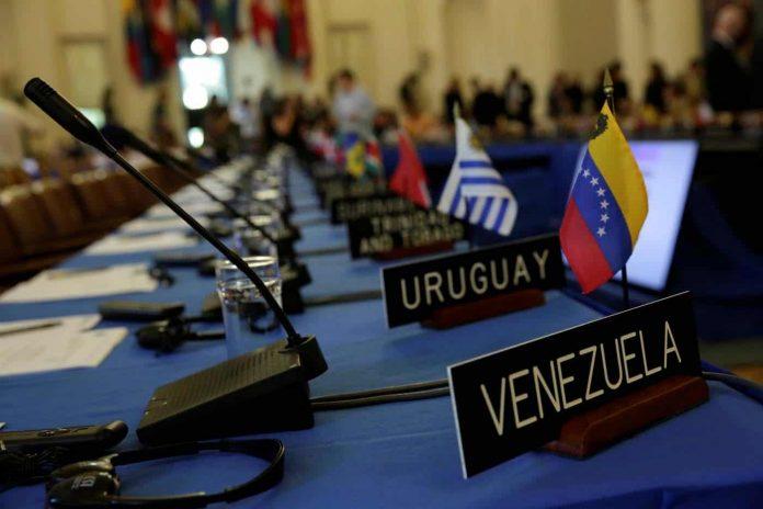 OEA-resolución