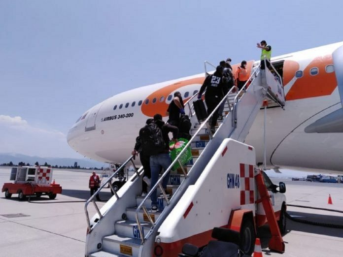 Panamá suspendió vuelos