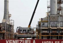 producción combustible gasolina, Cardón, como chatarra, industria petrolera, Venezuela
