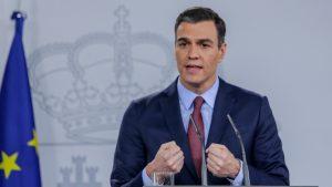 Líderes exiliados en España instaron a Sánchez a rechazar la convocatoria a las parlamentarias