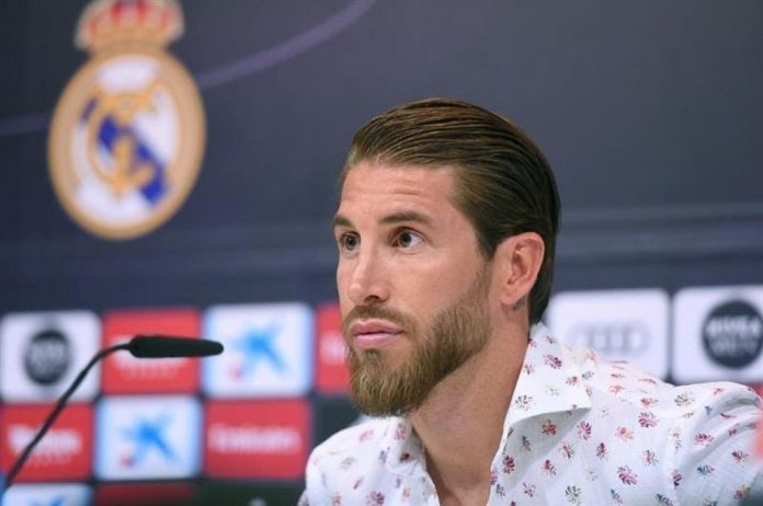 Sergio Ramos sobre Messi