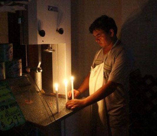 Zulia sin luz- fallas eléctricas