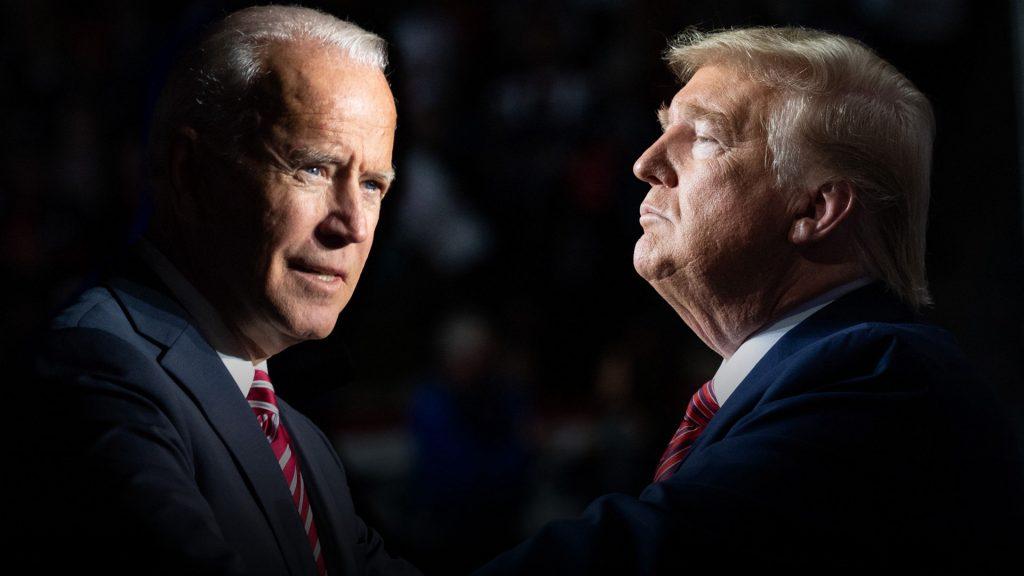 Trump y Biden se preparan para su primer cara a cara en Cleveland