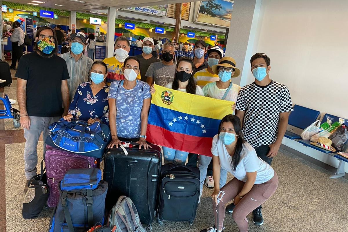venezolanos en República Dominicana (2)