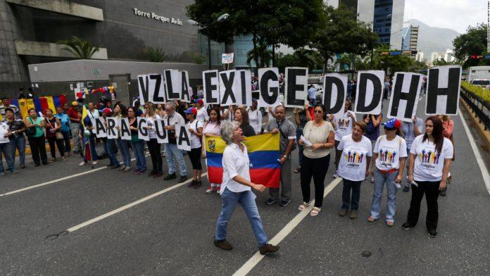 derechos humanos, crímenes de lesa humanidad