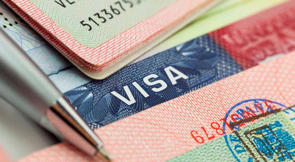 Renovación de visa americana será sin entrevista y hasta el 31 diciembre