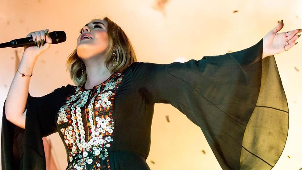 Adele anuncia aparición en Saturday Night Live
