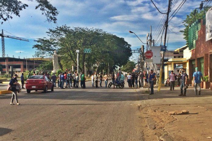 protestas gasolina