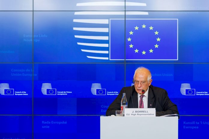 Borrell pidió avanzar en el acuerdo con Mercosur:
