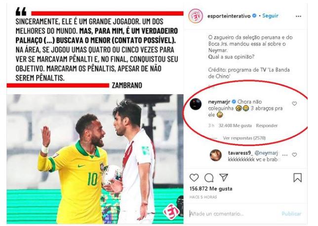Neymar Carlos Zambrano