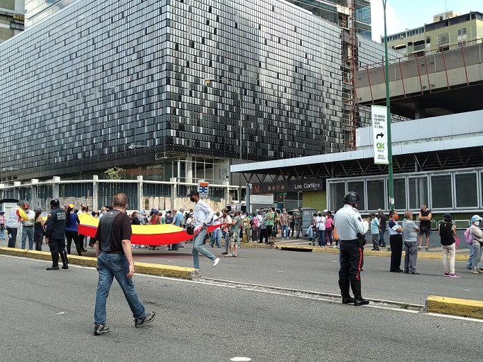 Protestas país