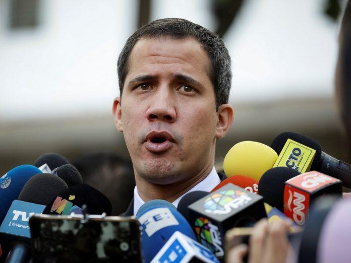 López Guaidó rechazó ley antibloqueo y acusó a Maduro de querer saquear el país-Vargas