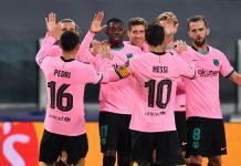 Con gol de Messi, Barcelona le ganó a Juventus, por Champions League