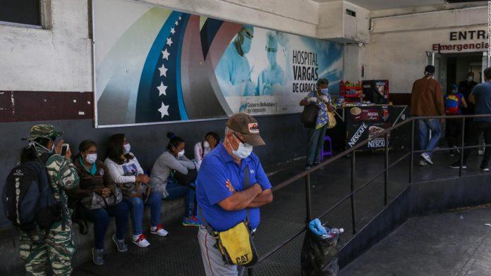 Venezuela Casos de