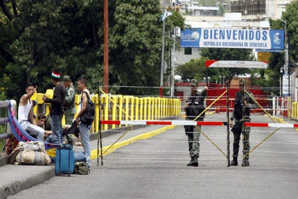 Frontera entre Venezuela y Colombia se mantendrá cerrada en noviembre