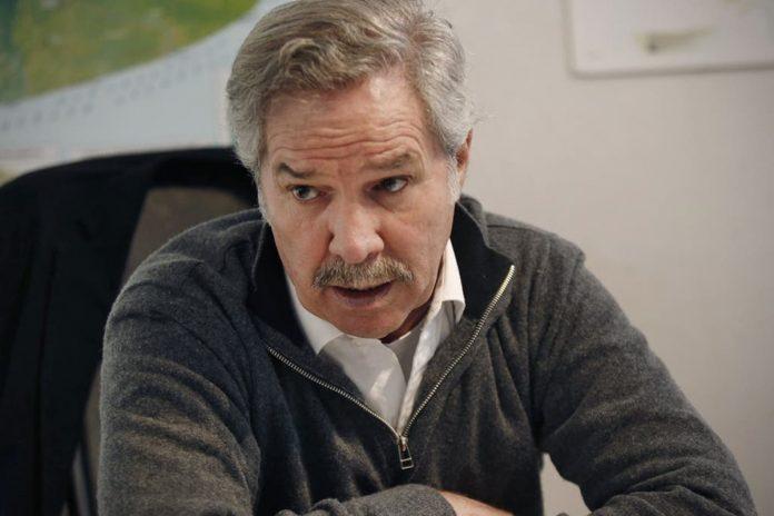 Canciller de Argentina Felipe Solá - en Venezuela