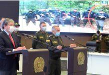 Redada contra el secuestro y la extorsión en Colombia deja 307 capturados
