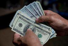 Régimen proyecta una cotización de 1.235.920 bolívares por dólar en enero