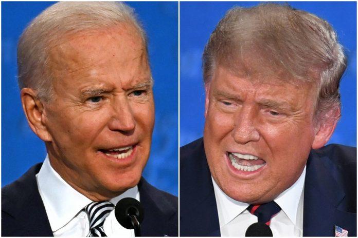 Trump y Biden coincidirán en Florida en la recta final de la campaña en EE UU