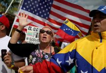 Venezolanos en EE UU