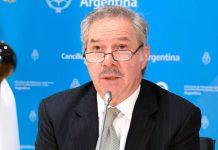 Argentina ratificó ante la OEA que denunciará las violaciones de DDHH en Venezuela