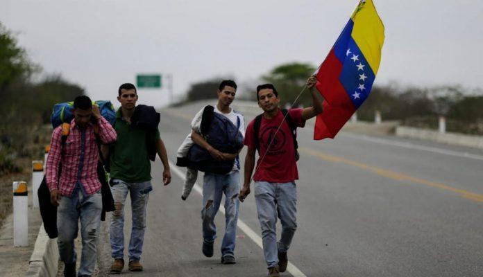 Naciones Unidas inmigrantes venezolanos